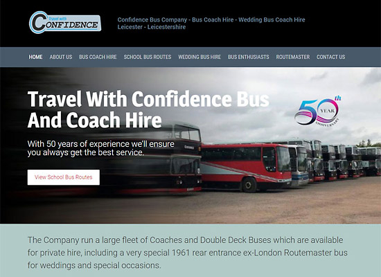 Confidence Bus