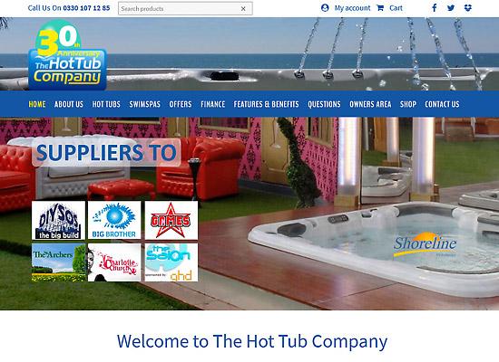 The Hottub Company