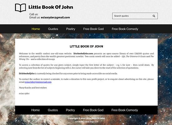 Little Book of John