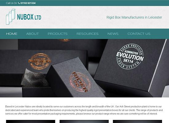 Nubox Ltd