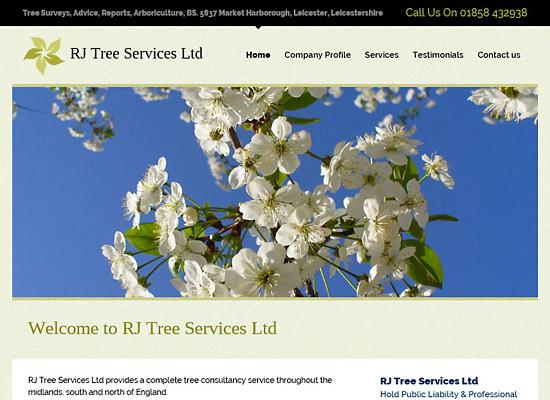 RJ Tree Services Ltd