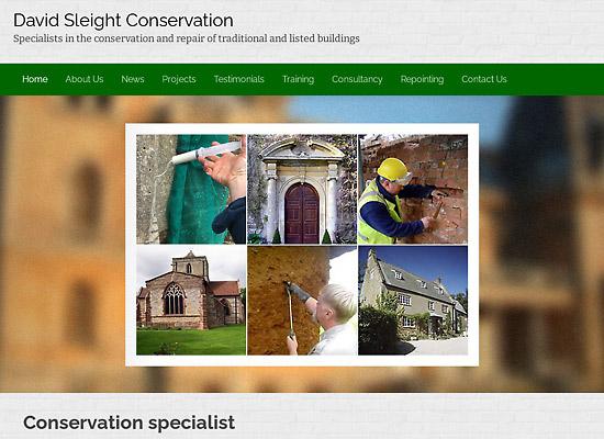 David Sleight Conservation