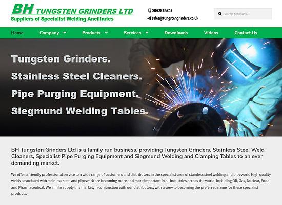 BH Tungsten Grinders Ltd
