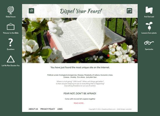 Dispel Your Fears